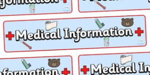 Medical information for Irish Patients on medical support agencies